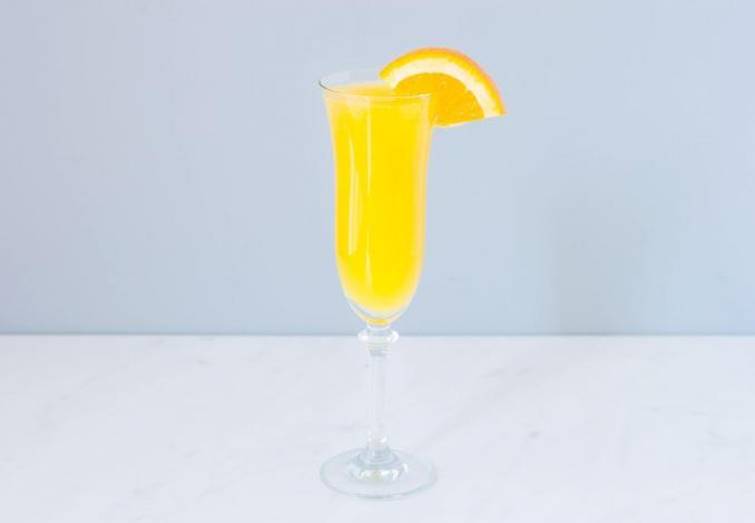 Authentisch Mimosa Cocktail