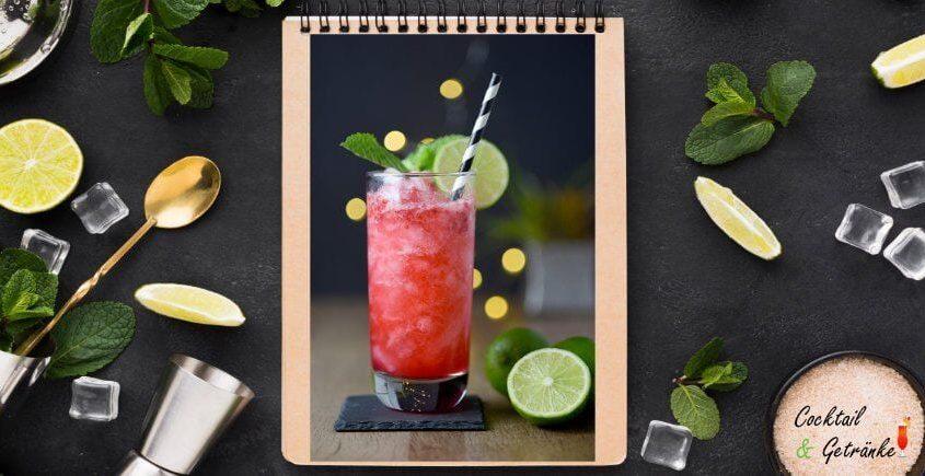 Beste Drink Rezepte Sloe Gin Cocktail