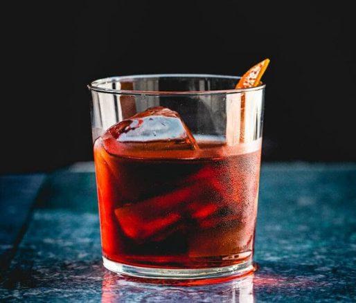 Atemberaubend Boulevardier Cocktail
