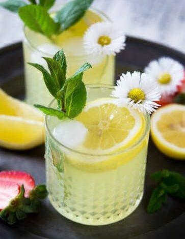 Cocktail Mit Limoncello