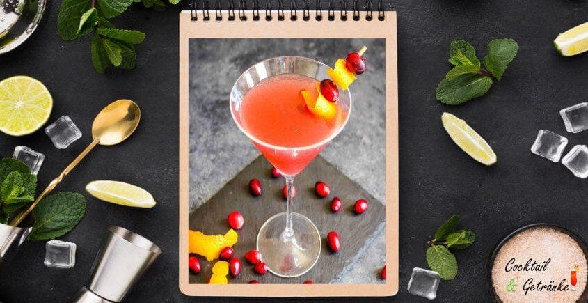 Erstaunlich Cosmopolitan Cocktail