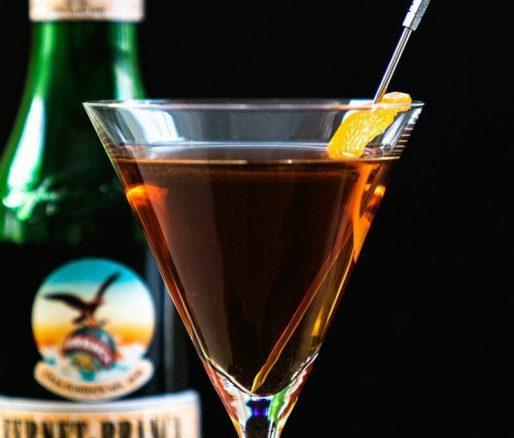 Intensiv Toronto Cocktail