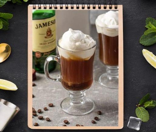 Lecker Irish Coffee