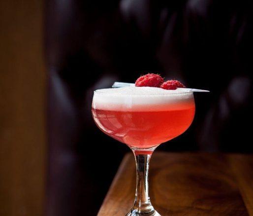 Spannend Clover Club Cocktail