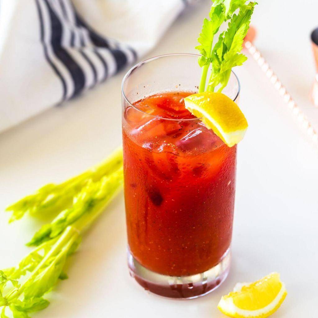Beste Bloody Mary Cocktail