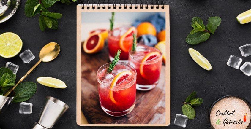 Alkoholfreie Cocktail Mit Orangensaft