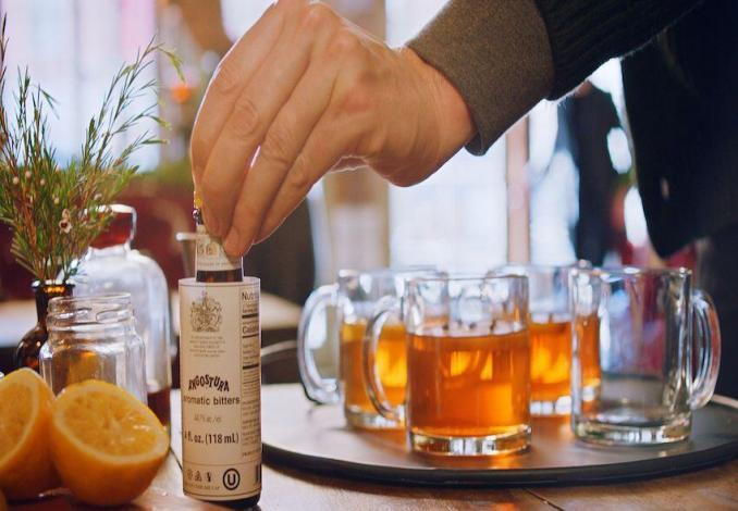 Angosturabitter Cocktail