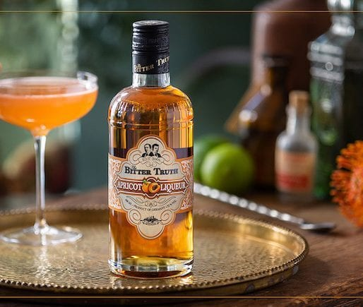 Aprikosenlikör Cocktail