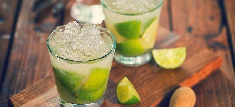Caipirinha Cocktail Getranke