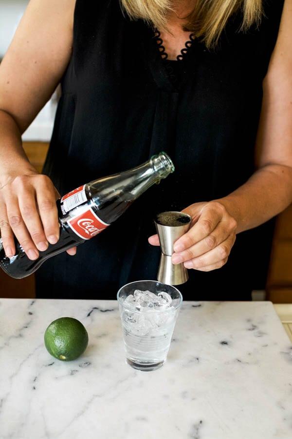 Wodka Cola Rezept