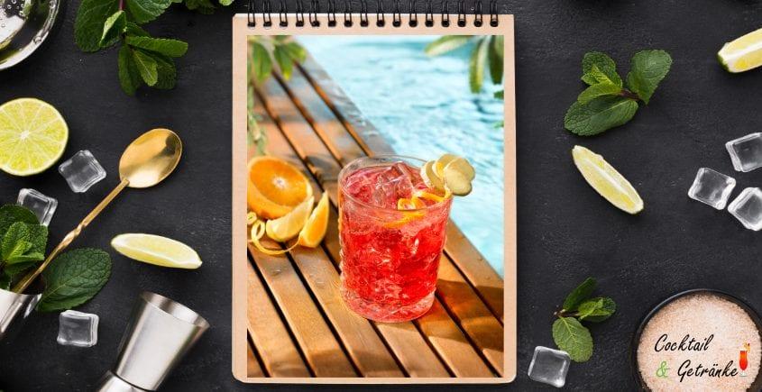 Crodino spritz alkoholfrei cocktail