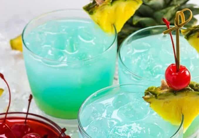 Curaçao Cocktail-1