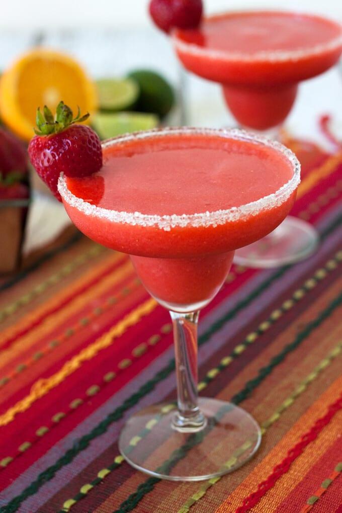 Erdbeer Margarita