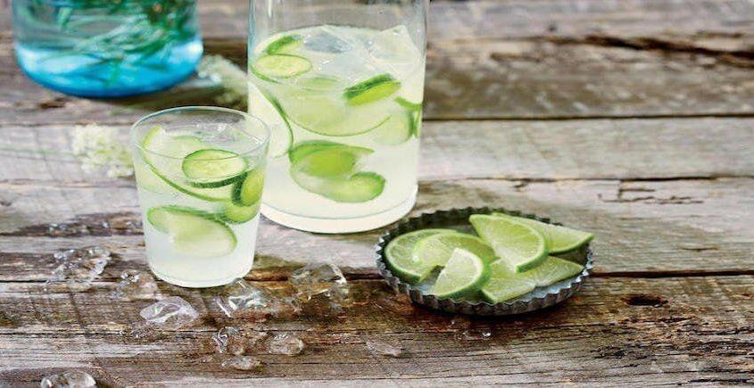 Gin Tonic Rezept Gurke