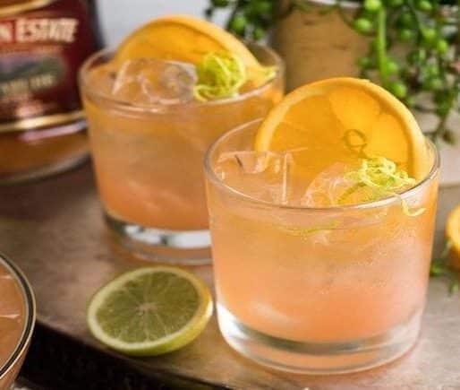 Karibische Cocktails Mit Rum