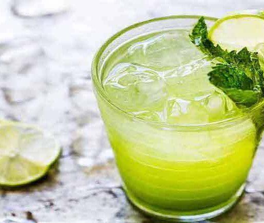 Limette Cocktail