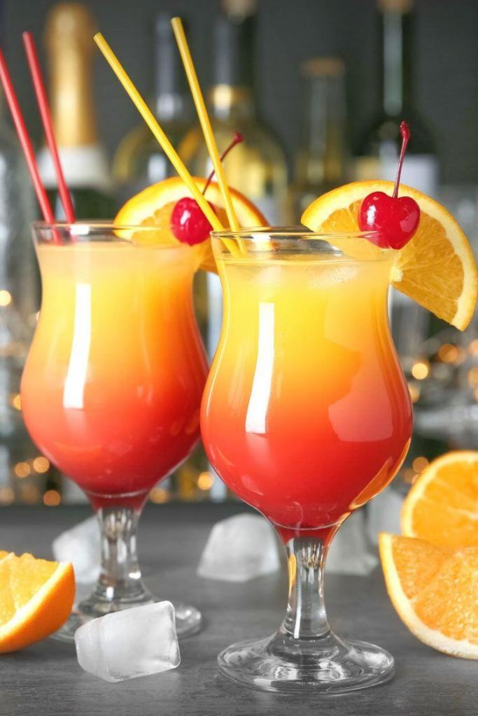Original Sex on the Beach Cocktail