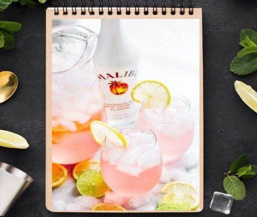 Pink Vodka Cockatil