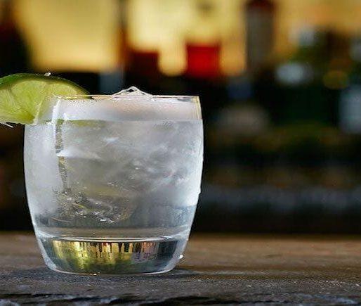 Wodka Limetten Cocktail