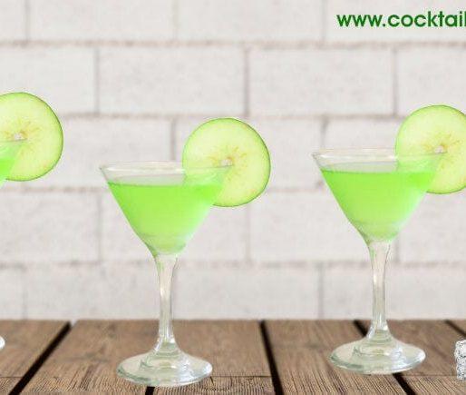 Apfel Martini Rezept