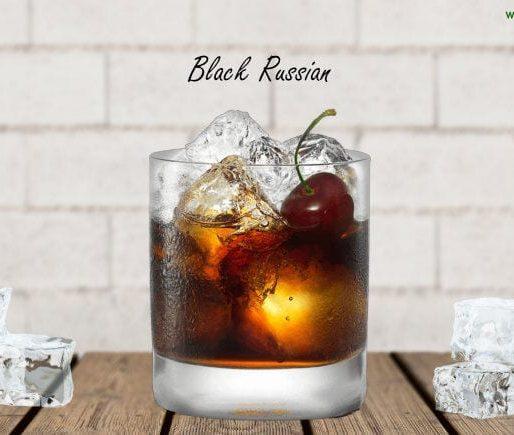 Black Russian Rezept
