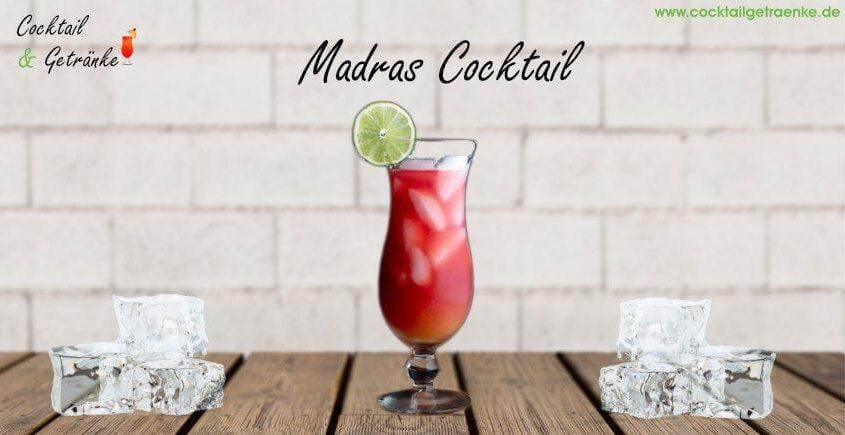 Madras Cocktail Rezept
