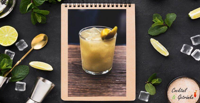 Pinocchio cocktail