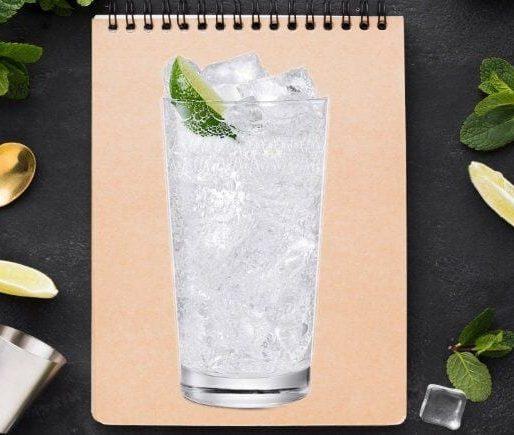 Skinny Bitch Cocktail