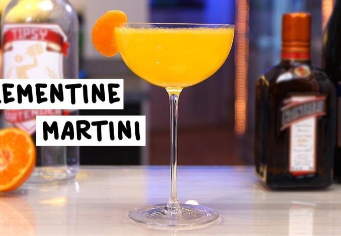 Clementine-Martini
