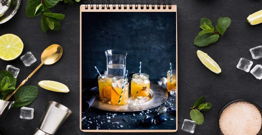 Marmalade and Mandarin Mojito