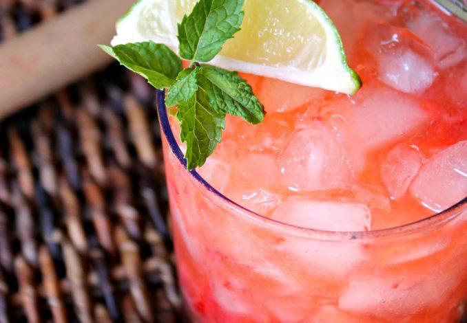 Strawberry Mojito-1