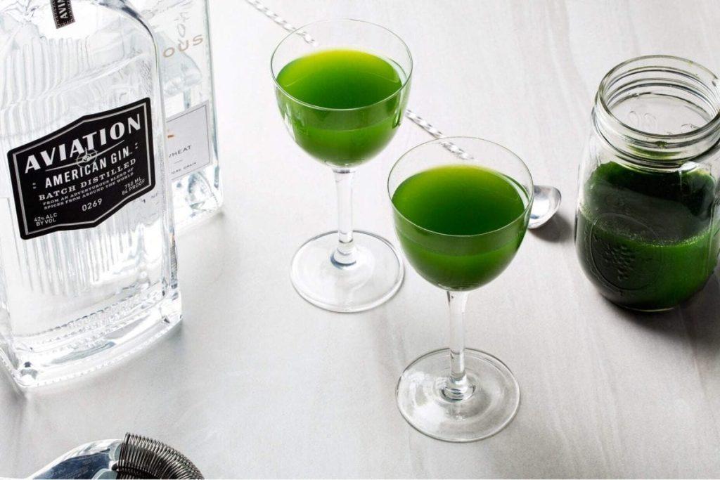 The Green Vesper