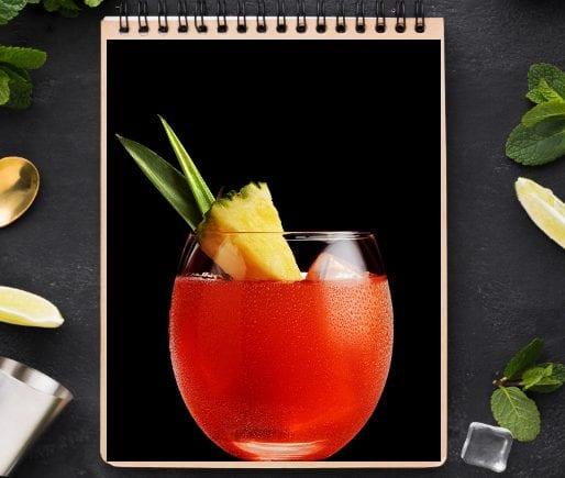 Toucan Cocktail