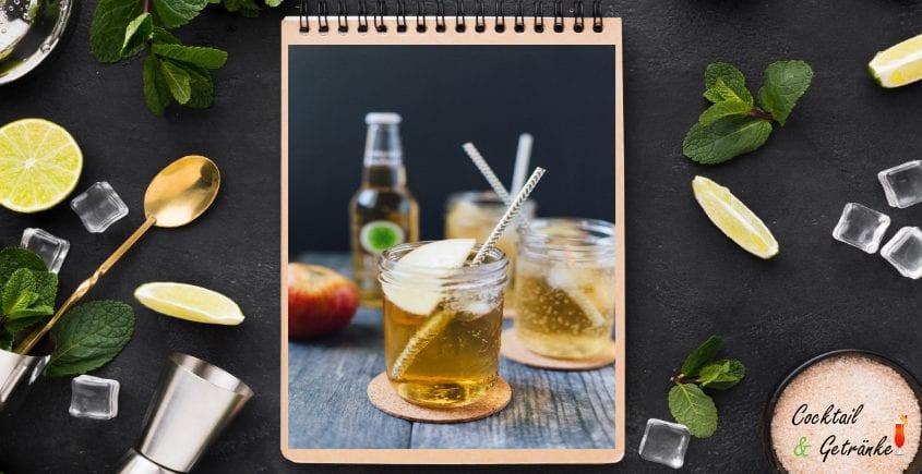 Apple Ginger Whisk