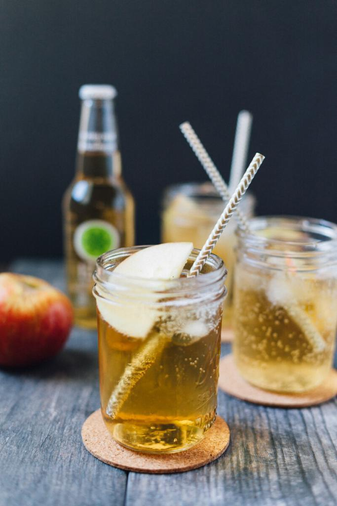 Apple Ginger Whisk