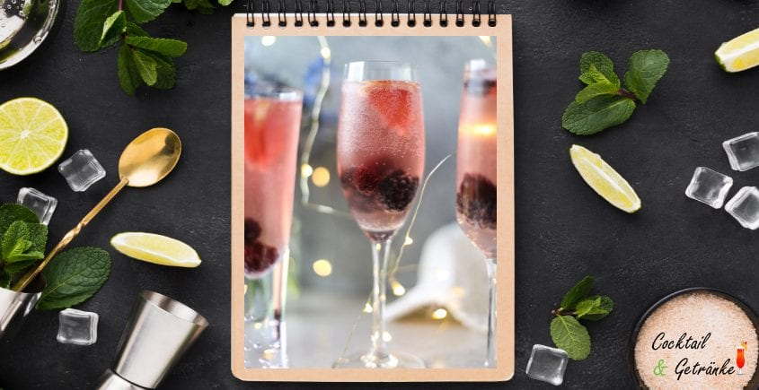 Blackberry Champagne Punch-1