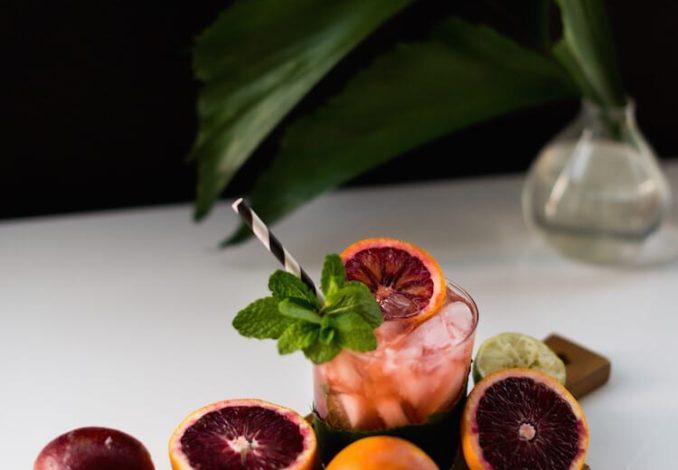 Blood Orange Mai Tai-2