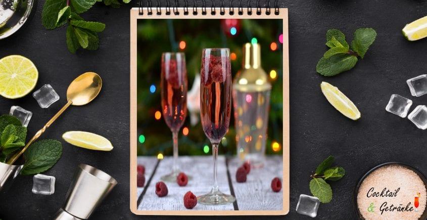 Chambord and Champagne