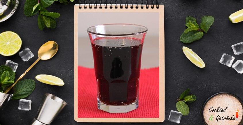 Cherry Mocktail