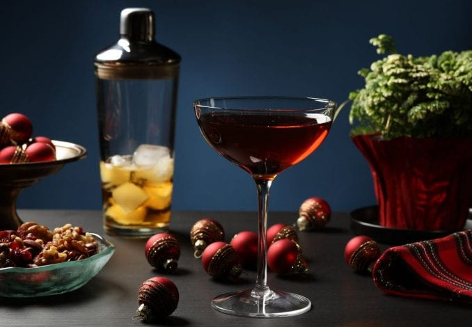 Cognac Manhattan