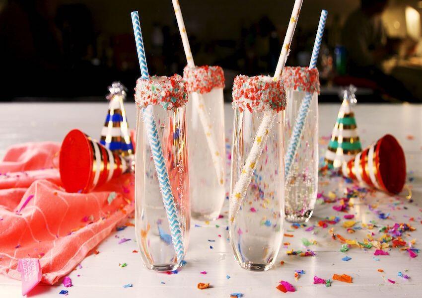 Confetti Champagne