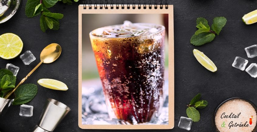 Cranberry Coke