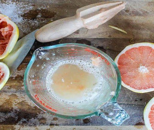 Grapefruit Liqueur
