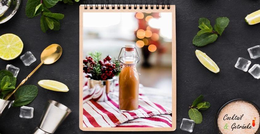 Homemade Hazelnut Liqueur-1