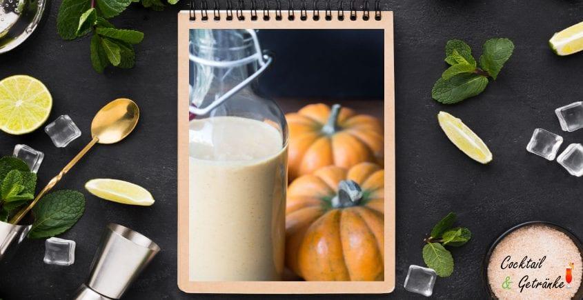 Homemade Pumpkin Spice Liqueurs