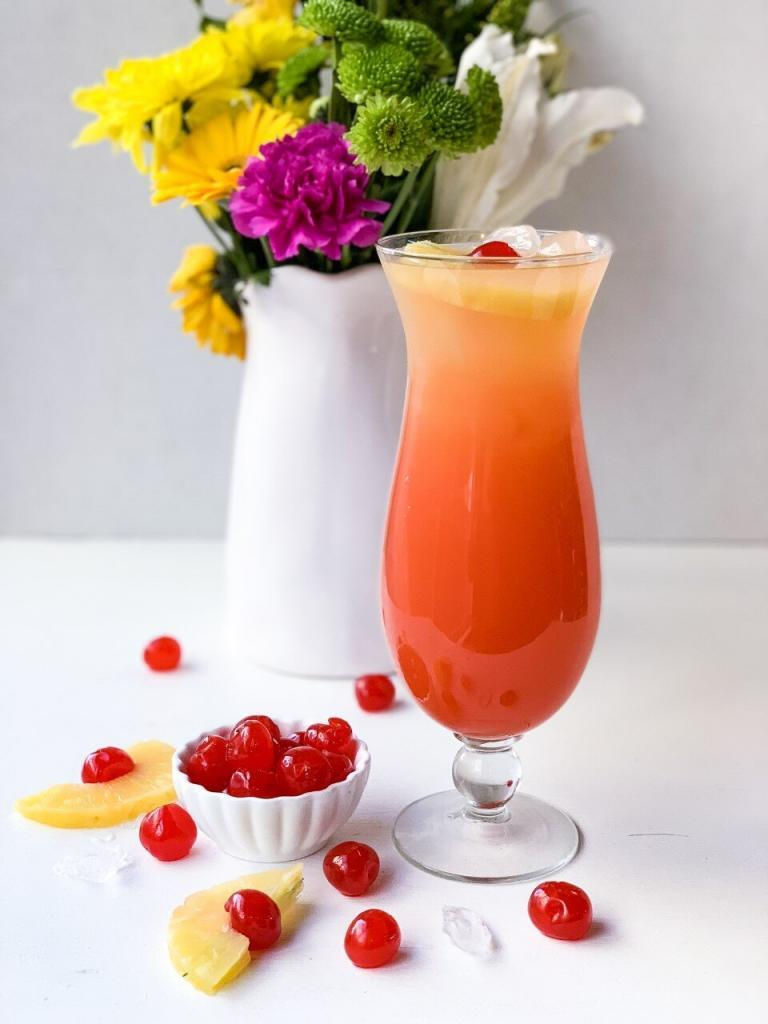 Hurricane Mocktail