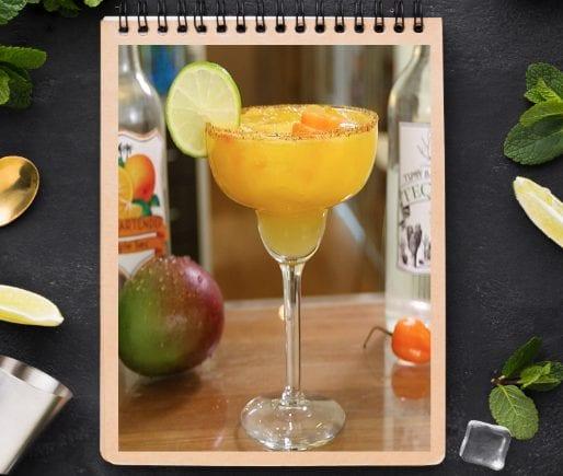 Mango Habanero Margarita