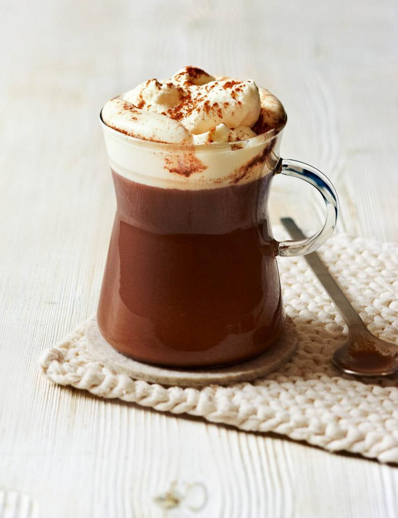 Mayan Hot Chocolate