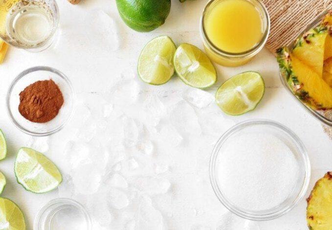 Pineapple Cinnamon Margarita-1