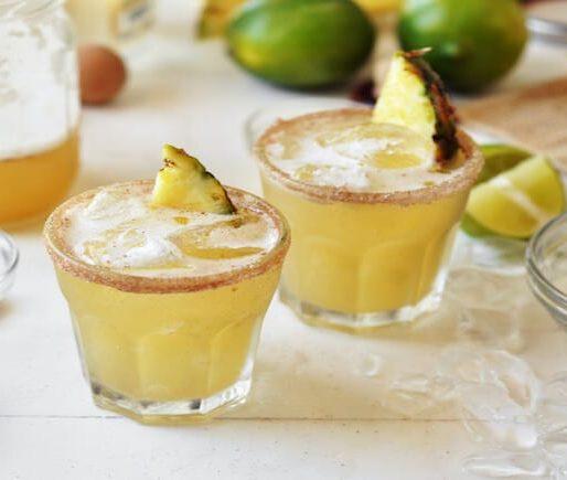 Pineapple Cinnamon Margarita